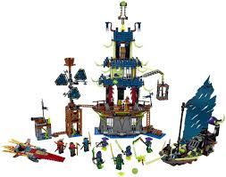 70732: City of Stiix | Lego ninjago city, Lego ninjago, Ninjago