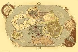 Mushroom Kingdom Map Character Design Map Super Mario World
