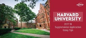 harvard supplemental application essay tips accepted great tips on answering harvard university s supplemental application essay tips