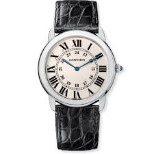 cartier watches watches of switzerland ronde solo de cartier collection