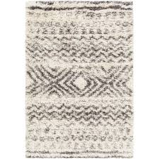 mistana hutchinson geometric neutral gray area rug reviews wayfair intended for decorations 19