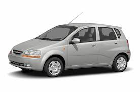 2005 Chevrolet Aveo LT 4dr Hatchback Specs and Prices