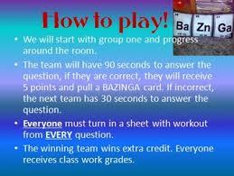 Cool Power Points Algebra Pre Algebra Test Review Game 3 Powerpoints Fun