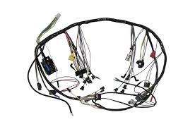 underdash wiring harness 1966 mustang underdash wiring 1964.5 mustang wiring harness at Under Dash Wiring Harness