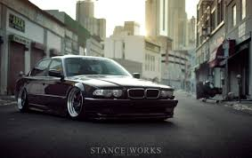 BMW Convertible bmw e38 specs : Bruised Egos - Jeremy Whittle's Black on Purple BMW 740iL ...