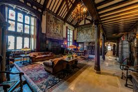 The Manor House Stan Hywet Hall  Gardens - Manor house interiors
