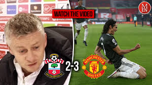 Manchester united vs liverpool fc live highlights and reaction after man utd defeat. Southampton Vs Manchester United Highlights And Reaction After 3 2 Win Manchester Evening News