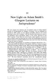 adam smith essay evolution not revolution adam smith institute the  new light on adam smith s glasgow lectures on jurisprudence springer inside