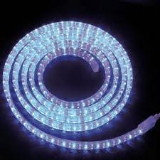 rope light is the generic term for a type of accent light manufactured in long tubes a rope light consists of numerous small lights housed in a resin tube accent lighting type