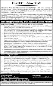 s manager typical job description singlepageresume com shift manager picture