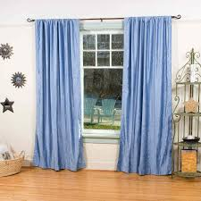 ... Blue Grommet Curtains Blue Grommet Blackout Curtains Caribbean Blue  Velvet Curtains Drapes: luxury ...