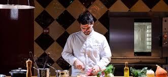 Cours De Cuisine Chef étoilé Cour Des Loges