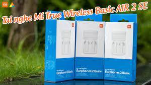 Cửa Hàng TCS - Tai nghe Mi True Wireless Earphones 2 Basic AIR 2 SE