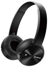 Купить <b>Наушники Sony MDR-ZX330BT</b> черный по низкой цене с ...