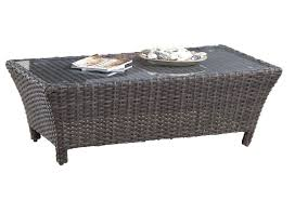 square wicker coffee table large size of decoration rattan ottoman coffee table round wicker outdoor table