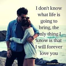 Love Romance Quotes Custom I Know I Will Love You Forever Pictures Photos And Images For