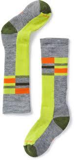 Smartwool Kids Socks Size Chart Smartwool Kids Wintersport Over The Calf Socks In 2019