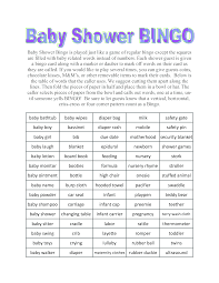 Photo Baby Shower Bingo Is Image