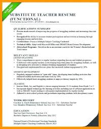 Resume For Teachers With No Experience Resume Teacher Assistant