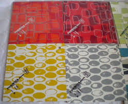 dozens of samples of vintage laminates from six companies in france celamine d