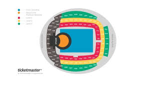 Etihad Stadium Manchester Seating Chart Manchester Etihad Stadium Parking Places To Eat Postcode