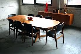 mid century dining table set mid century modern declaration dining set chairs mid century teak dining