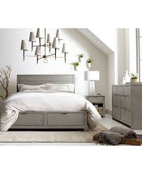 bedroom furniture storage. Unique Furniture The Simple Classic Lines Of The Charming Tribeca Grey Storage Bedroom  Furniture Collection Are Subtly Updated With A Crisp Gray Finish While Its Expansive  With S
