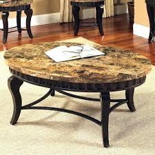 coffee tables  image of oval marble coffee table eero saarinen