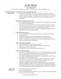 Special Agent Sample Resume Pretty Fbi Agent Resume Example Ideas Entry Level Resume Templates 15