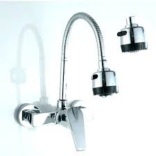 wall mount kitchen sink faucet sprayer wall mount faucet with sprayer wall mount utility faucet with
