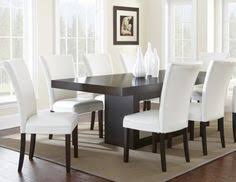 antonio table with berkley chairs steve silver co find this pin and more on dining room