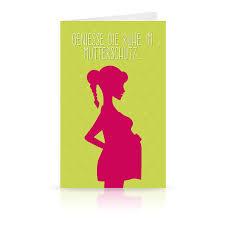 Abschiedskarte Zum Mutterschutz Glückwunsch Zum Baby Witzige