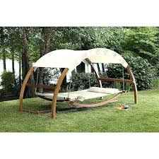 two person hammock with stand. 2 Person Hammock With Stand Double Arch Swing Outdoor Bed Backyard Patio Furniture Two