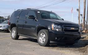Chevrolet Tahoe history, photos on Better Parts LTD