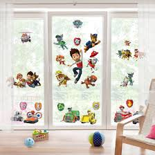 Fensterfolie Fenstersticker Top Paw Patrol Fenstertattoos