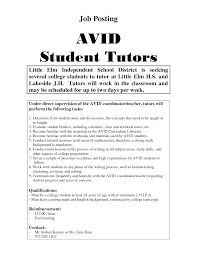 Tutor Resume Sample math tutor resume sample Alannoscrapleftbehindco 25