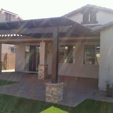 Alumawood Aluminum Patio Covers Phoenix Mesa Awning