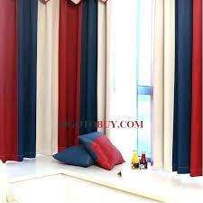 red stripe curtain navy stripe curtain panels navy and red curtains casual style navy and red red stripe curtain