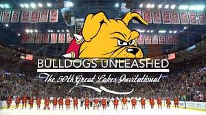 college hockey all access ferris state bulldogs great lakes inivitational you