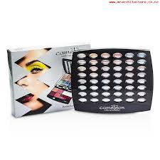 cameleon makeup kit g1665 48xeyeshadow 4xblush 6xlipgloss 4xbrush 472