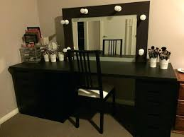 large makeup vanity black makeup vanity furniture large black corner bedroom makeup vanity set with