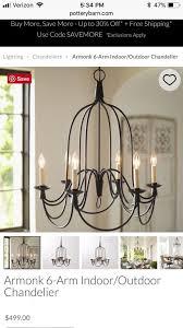 pottery barn 6 light chandelier make me an offer household in bristol ri offerup