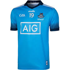 Dublin Gaa All Ireland Football Champions Jersey 2019