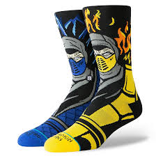 <b>Носки STANCE FOUNDATION</b> SUB ZERO VS SCORPION FW20 ...