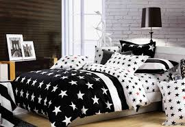 Black and White Queen Size Comforter Sets | Yellow Black and White Comforter  Sets | Black
