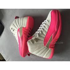 Women Air Jordan Xii Gs Dynamic Pink Sneaker 213