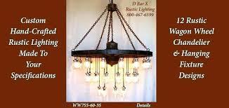 rustic light fixture fixtures chandelier custom wagon wheel chandeliers s lightning mcqueen
