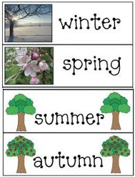 Apple Tree Pocket Chart The 4 Seasons Of My Apple Tree Apple Activities Apple