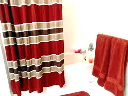 red and grey shower curtain red black white shower curtain red and gray shower curtain black