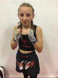 So we lost the fight for Hollie Farley... - The Falcons Kickboxing CLUB |  Facebook